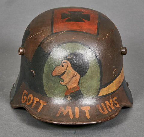 FANTASTIC GI Souvenir WWI Model 1916 German Combat Helmet