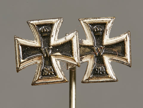 WWI Iron Cross Stick Pin