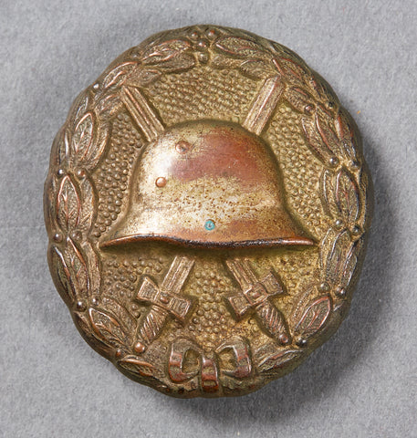 WWI German Silver Wound Badge