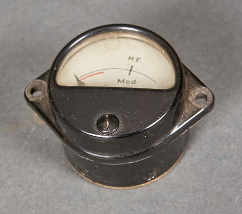 German WWII High Frequency Modulation Gauge