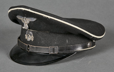 Third Reich Allgemeine SS Other Ranks Visor Cap