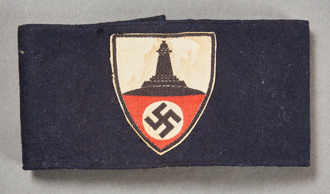 German WWII NAZI Armband for Veterans