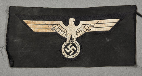 WWII Germany Army Panzer Breast Eagle