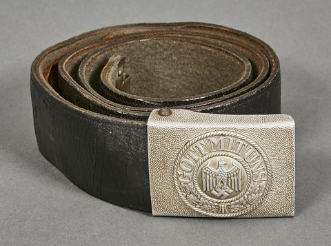 Special Army Parade Dress Belt and Buckle