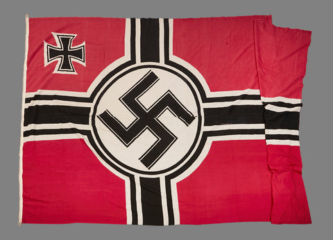 Personalized WWII German Battle Flag