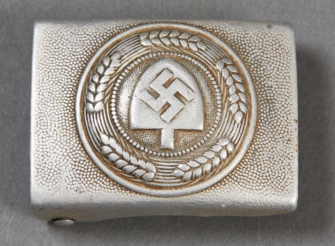 German WWII RAD Enlisted Man's Buckle