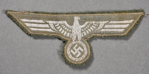 German WWII Army Enlisted Man's Breast Eagle