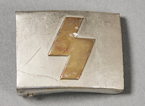 Early NAZI German Youth Buckle