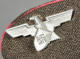 Third Reich Factory Protection Personnel Side Cap