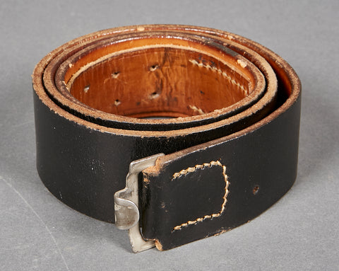 German WWII Army Enlisted Man's Combat Belt