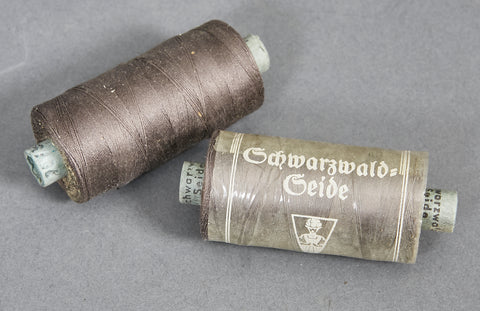 German WWII Cotton Thread
