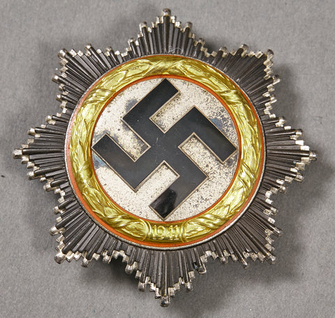 German Cross in Gold by Zimmermann