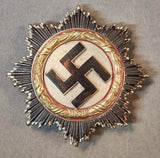 German WWII Cased German Cross by Otto Klein