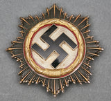 German Cross in Gold by Deschler, Tim Calvert Collection