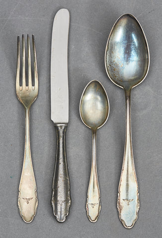 Four Pieces of Flatware from RLM