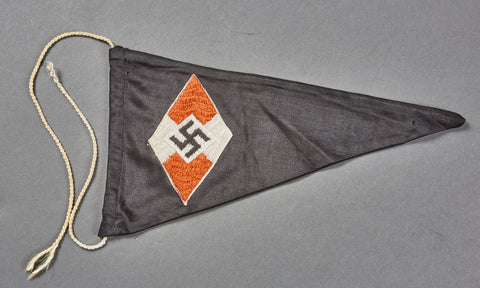 WWII German Young People's Pennant