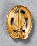 Miniature Third Reich DRL Gold Badge