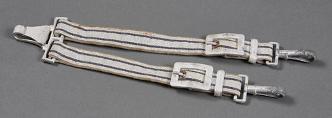 Fabric Officer's Dagger Hangers for WWII German Red Cross Leader's Dagger