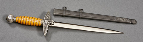 German WWII Second Model Luftwaffe Miniature Dagger by SMF***STILL AVAILABLE***