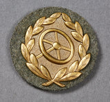 WWII German Army/Waffen SS Driver Qualification Badge