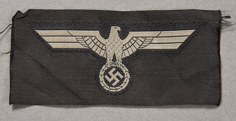 German Army WWII Eagle for Panzer Wrapper