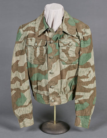 Field Made Splinter Pattern Camo Jacket