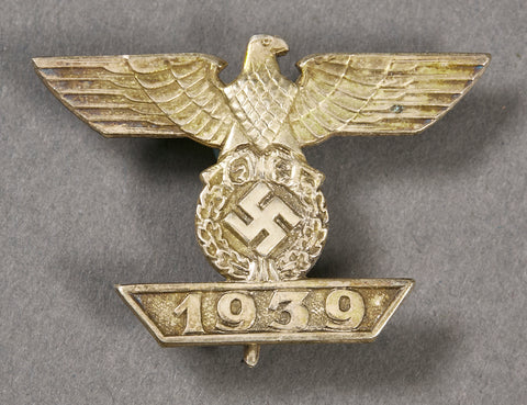German WWII Iron Cross First Class Spange