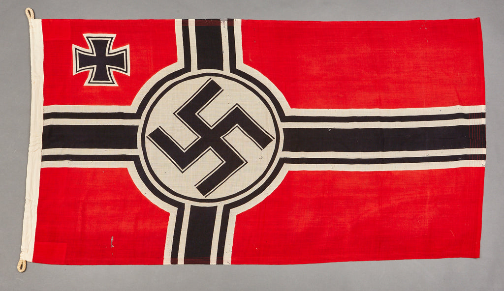 WWII German Battle Flag for Use by the Army, Luftwaffe or Waffen SS