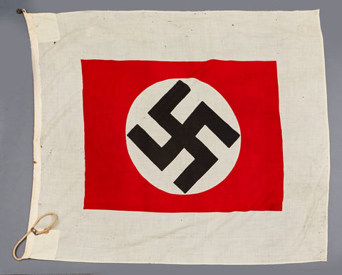 WWII German Harbor Signals Flag