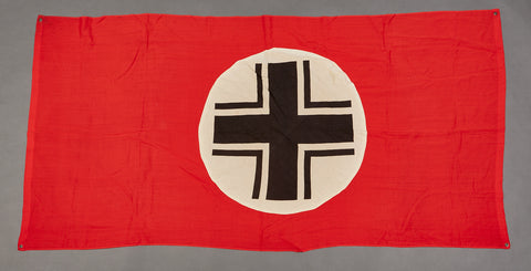 WWII German Panzer ID Flag