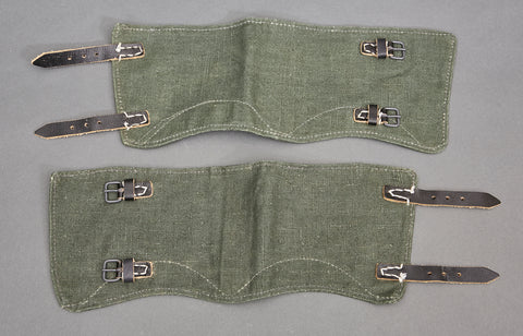 WWII German Army Gaiters