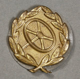 Wehrmacht Qualified Driver Badge in Gold