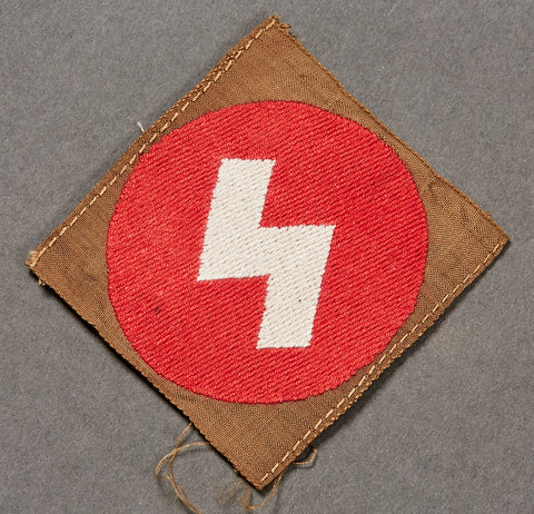 German WWII HJ Sleeve Insignia