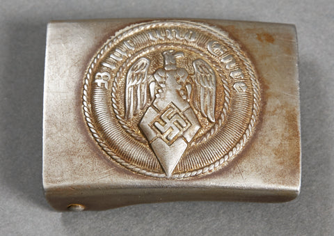 Third Reich Hitler Youth Buckle for Other Ranks