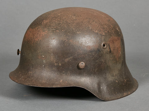 WWII German Wehrmacht Model 1942 Combat Helmet