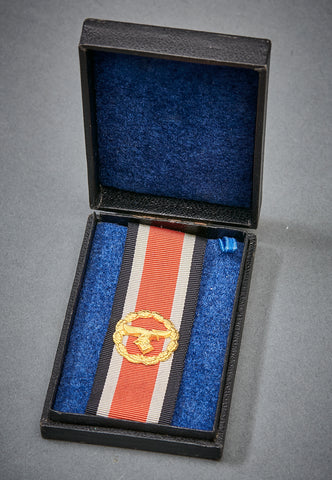 WWII German Cased Luftwaffe Honor Roll Clasp