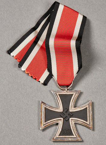 WWII German Iron Cross 2nd Class w/Ribbon