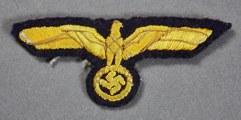 German WWII Navy Officer's Breast Eagle