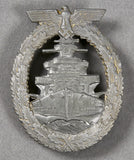 WWII Kriegsmarine High Seas Fleet Badge