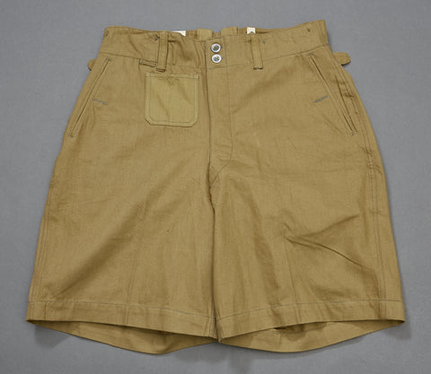 WWII German Kriegsmarine Tropical Shorts