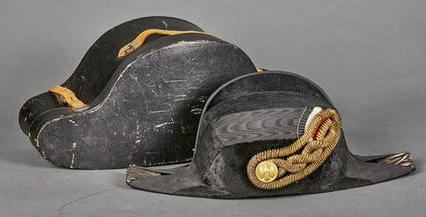 German WWII Navy Officer's Formal Fore and Aft Cap