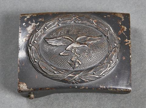 RARE RZM Marked Luftwaffe Combat Buckle