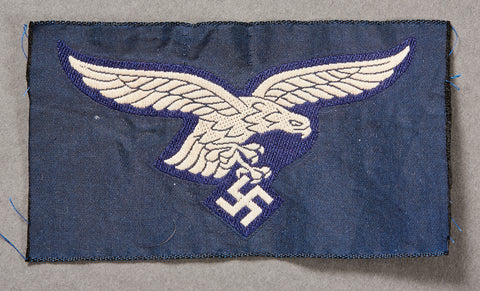German WWII Enlisted Man's Breast Eagle