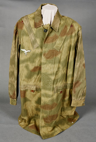 Excellent Third Pattern Luftwaffe Paratrooper Smock