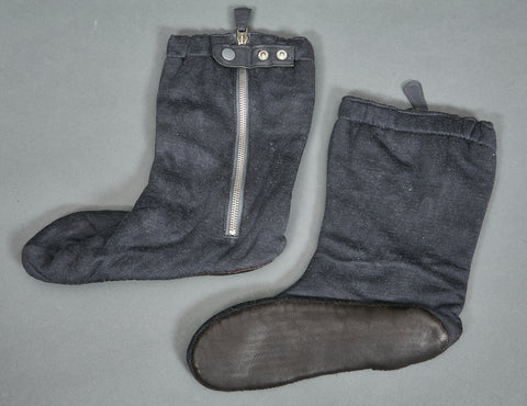 German WWII Flight Boots Inserts