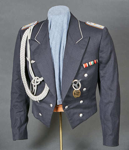 WWII German Luftwaffe Named Reserve Officer Gala Tunic