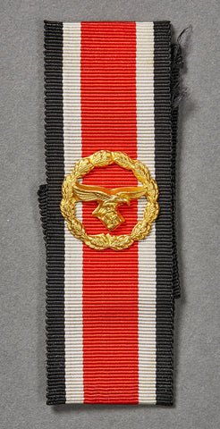 WWII German Luftwaffe Honor Roll Clasp