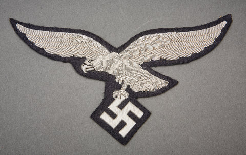 WWII German Luftwaffe Officer Cape Eagle