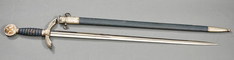 German WWII Luftwaffe Officer's Sword by SMF ***STILL AVAILABLE***