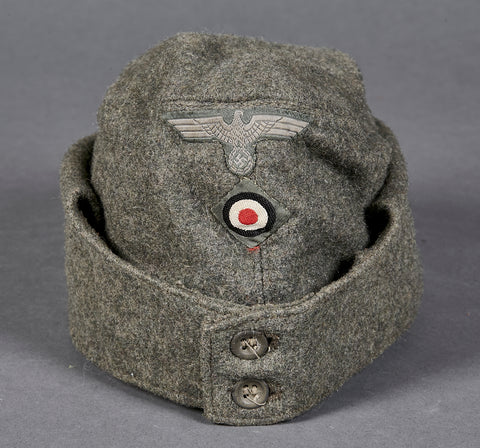 German WWII Army M42 Side Cap